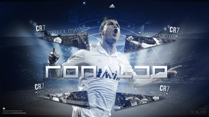 Cristiano Ronaldo 7 by destroyer53