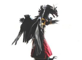 Transformed Tyrant Swain 2 by Tacsigh-Cos