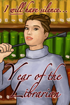 Year of the Librarian by Caregan