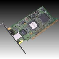 PC Network Card by PLutonius