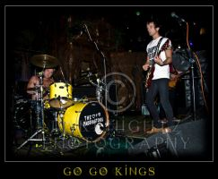 Go Go Kings at Tower 07 by DarkNightZ24