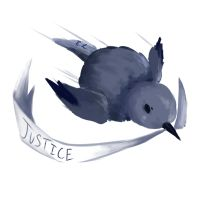 BIRD OF JUSTICE by DoYouLikeKetchup