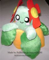 Bellossom Plush by PriSuicun