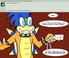 Question #19 by Ask-LarryKoopa