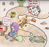 Paul Loves Candy Mountain by Pachipachi4ever