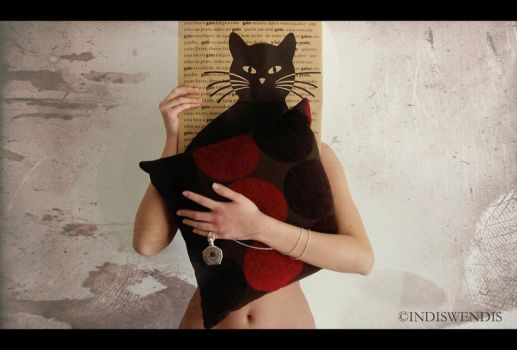 le chat noir by indiswendis