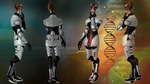 Mordin Alternate Appearance: STG Operative by IncheiaPace