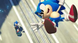 Sonic Generations_City Escape_ by AtomicPhoton