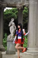 Sailor Mars by Aerien-Designs