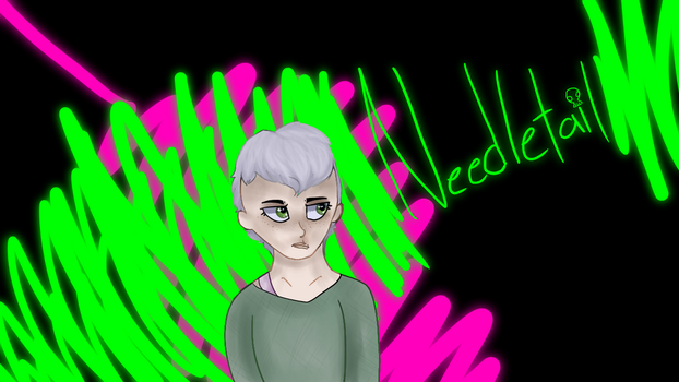 Human Needletail by leafdawgs