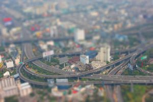 Bangkok Tilt Shift by hapadesign