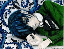 Ciel's world so cold by XxLuvDarkMusicxX