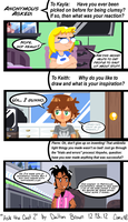 ST#008: Ask the Cast 2 by SmashToons
