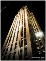 Rockefeller Center by Lu-Xin