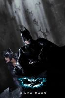 Batman3 poster 2 by CyranoInk