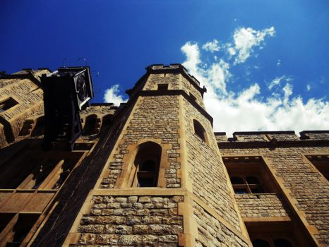 Tower of London by NarwanaForever