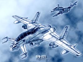 SFB-221 by TheXHS