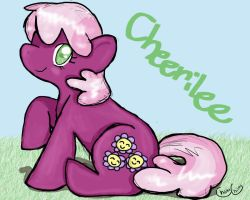 Cheerilee by ChiuuChiuu
