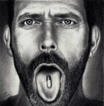 Hugh Laurie - Addicted by Doctor-Pencil