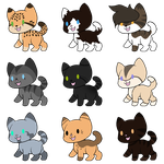 TSP Adopts 4 - Open by BIueMoon