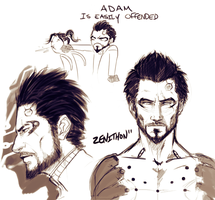 Adam by Smooshkin