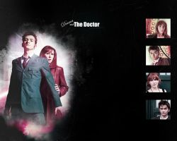 Doctor Who Wallpaper by hbt123