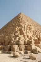 Pyramid of Khufu 4 by Lauren-Lee