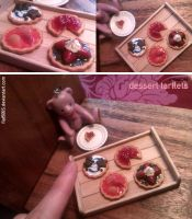 Miniature: Dessert tartlets by fiat500S