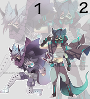 OPEN |Set price | Closed species by Rheliant