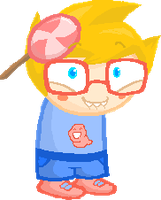 Trickster!John Animated Sprite by ThisAccountIsDead462