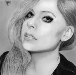 Avril Lavigne by stornitier