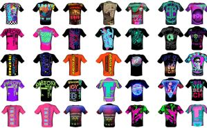 My Bronx Boy Online T-Shirt Collection Set One by bobbyboggs182