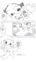 Manical Manor Audition: pg 1 by ALA69