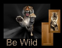 Be Wild by allison731