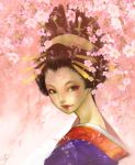 """Oiran """"weeping cherry version"""" by pu"""