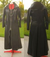 Organization XIII Coat by RHatake