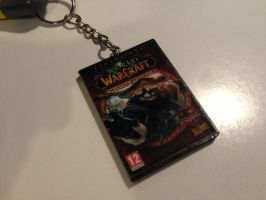 World of Warcraft: Mists of Pandaria (PC) Keychain by Drevart
