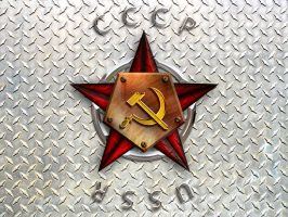STEEL CCCP by draconisslayer