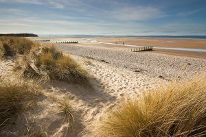 Findhorn Bay by FlippinPhil