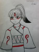 amaterasu human form by k-9girl