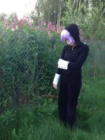 Crona Cosplay 1 by InuYoukai-CotC