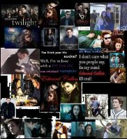 Crazy for Edward and Bella by PrincessBetty1