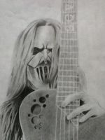 Slipknot (mick) by Viry55594