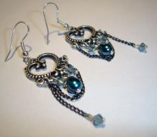 jewelry - earrings 1 by domino-88