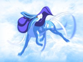 Suicune by purapuss
