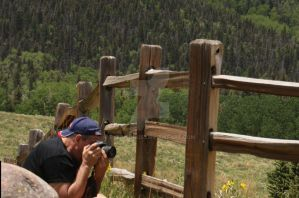 DWAZ4 - Me, Dennis Photographing in colorado by EyeInFocus