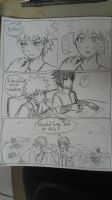 Naruto and the Chocolate Stealing Thief pg 8 by Yullenator