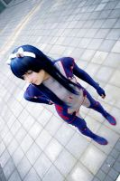 GUILTY CROWN Tsugumi - Fightsuit 4 by itsL0KI