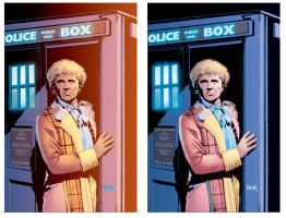 Dr. Who Classics III 1 by CharlieKirchoff