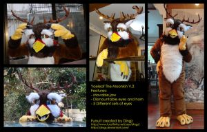 World of Warcraft Moonkin V2 by Dingz